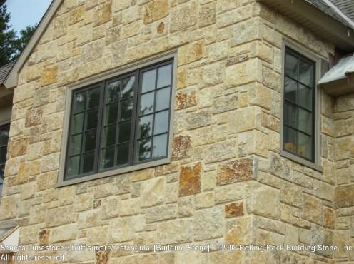 Seneca Limestone® buff square/rectangular