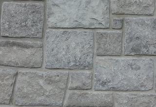 Seneca Limestone® gray square-rectangular