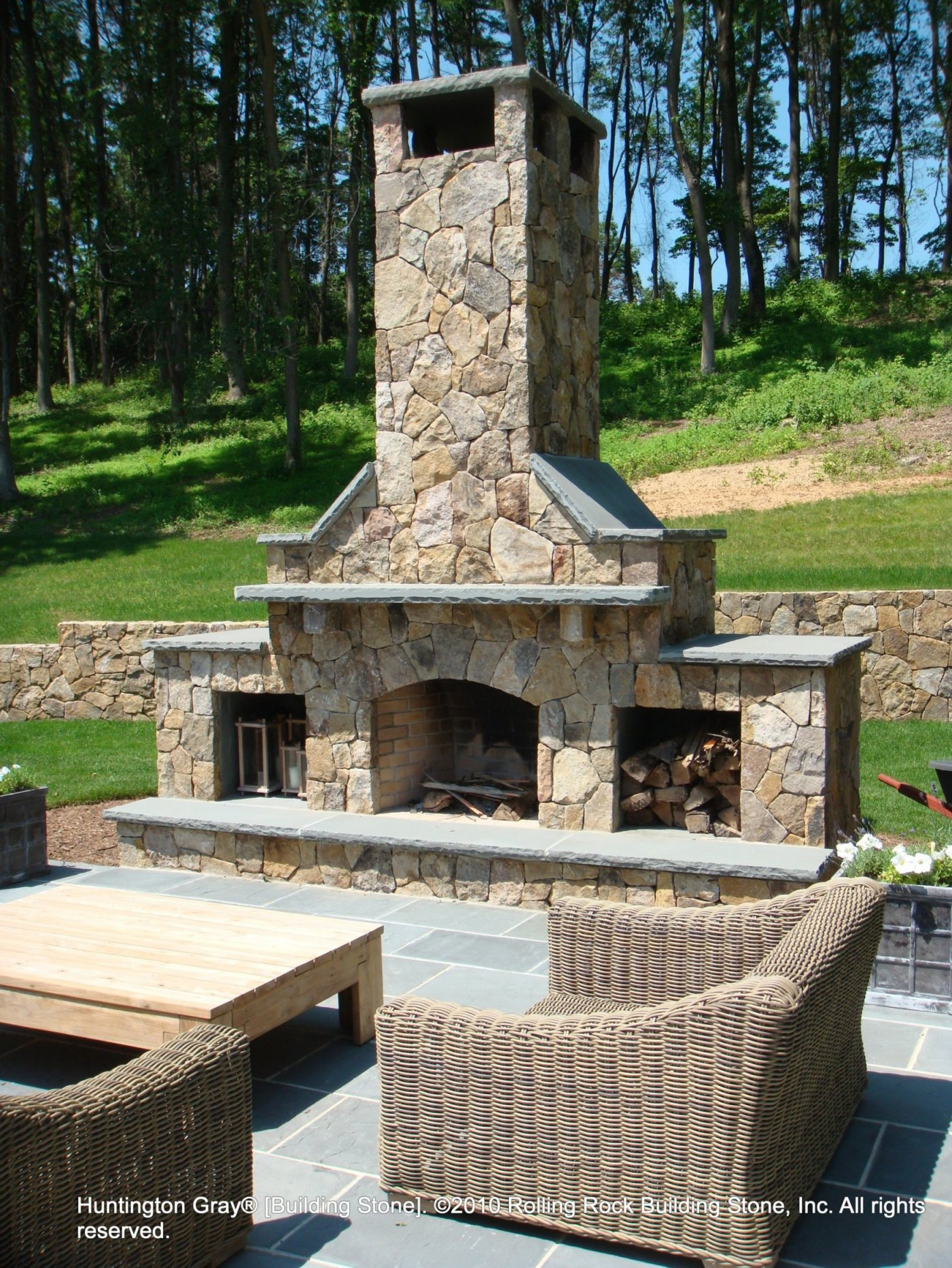 Outdoor Living | Rolling Rock Building Stone, Inc. on Outdoor Living Buildings id=67505