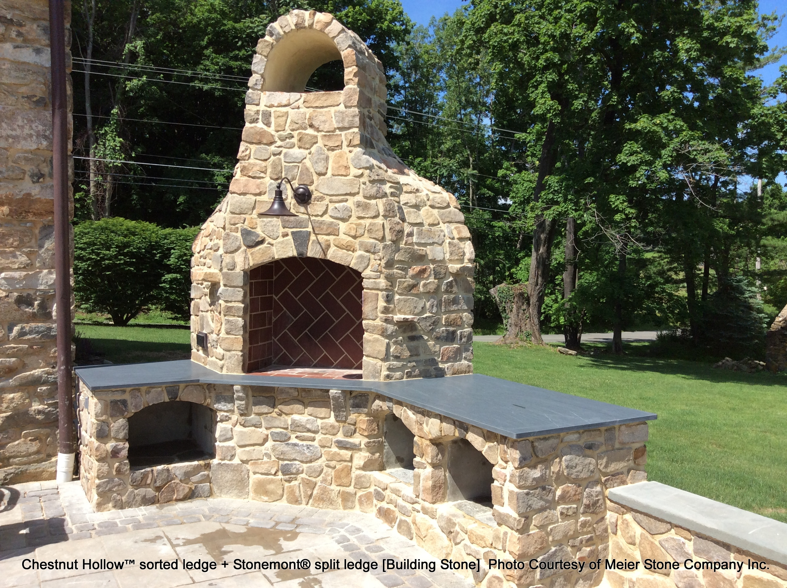 Outdoor Living | Rolling Rock Building Stone, Inc. on Outdoor Living Buildings id=27753
