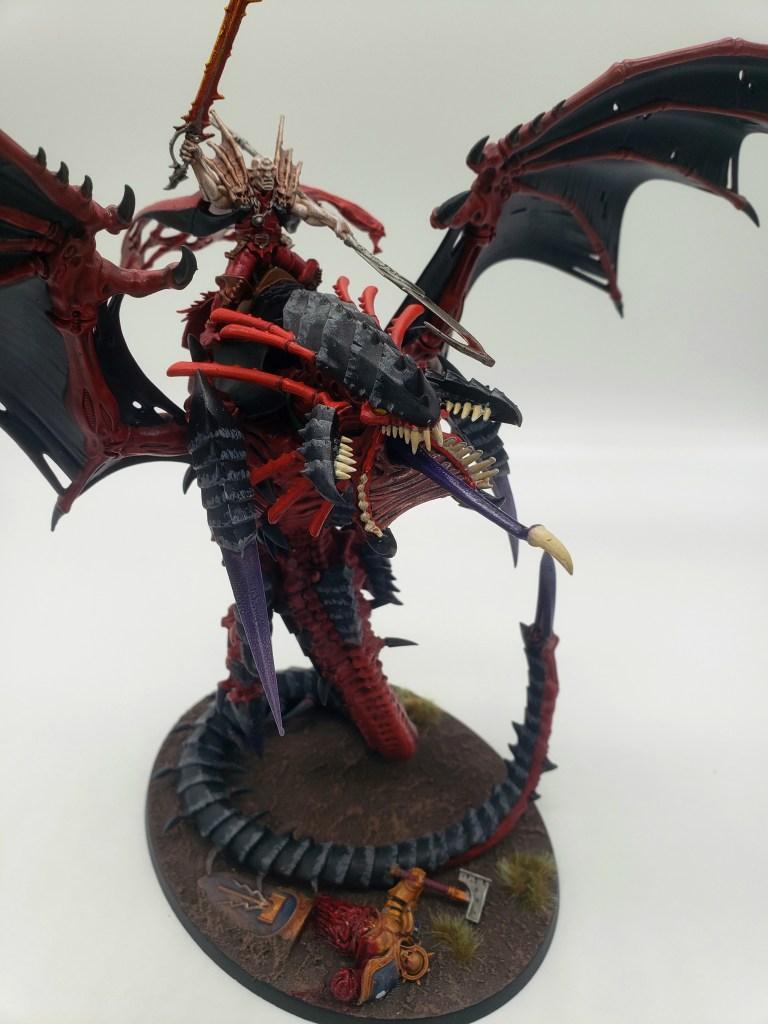 Vampire tyranid kitbash