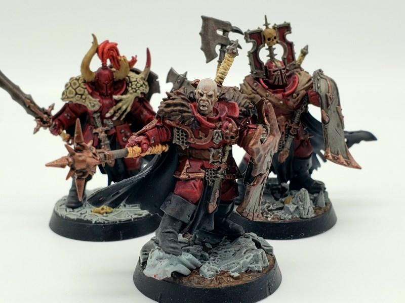 vampire chaos kitbash