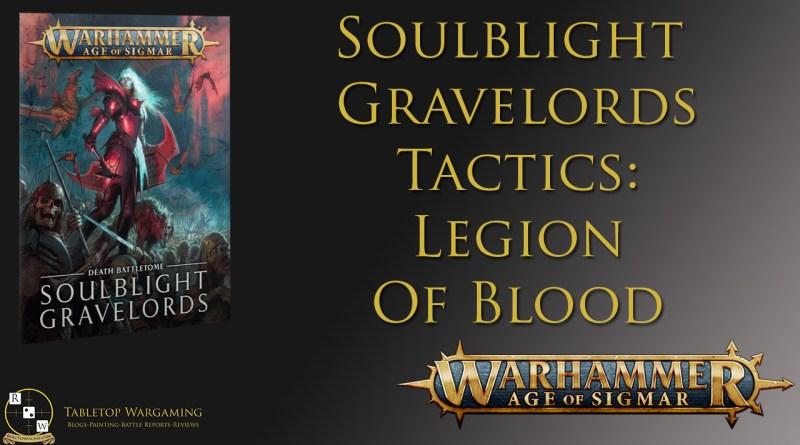 Legion of Blood Tactics