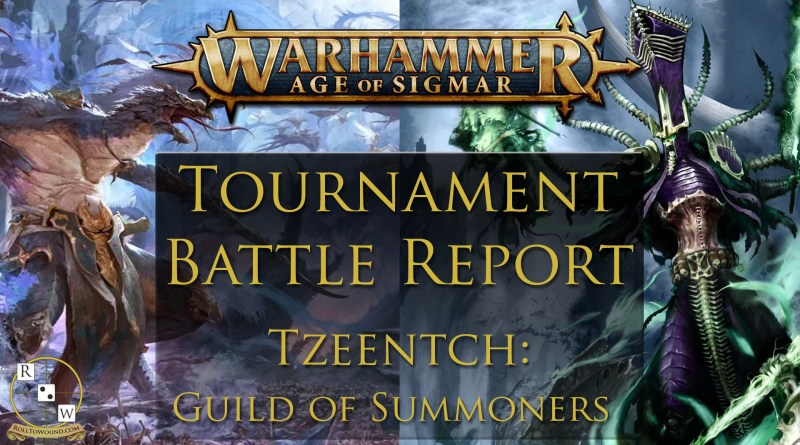 Guild of summoners battle report 3rd edition
