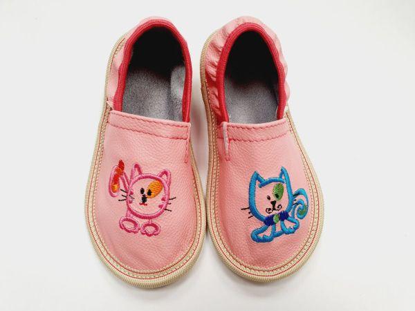 Rolly solski copati za vrtec toddler girl rosa za malcke za punce