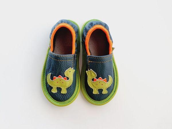 Rolly solski copati za vrtec toddler boy petrol blue za fante malcke