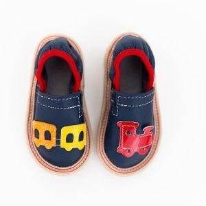 Rolly school slippers for kindergarten toddler boy blue for boys toddlers