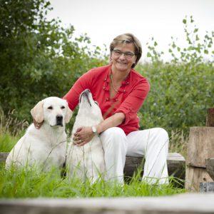 Dominique Filliers voor rolmodel
