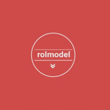rolmodel logo rood