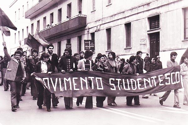 Αποτέλεσμα εικόνας για potere operaio anni '70