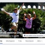 La pagina Facebook di Roma Bambina