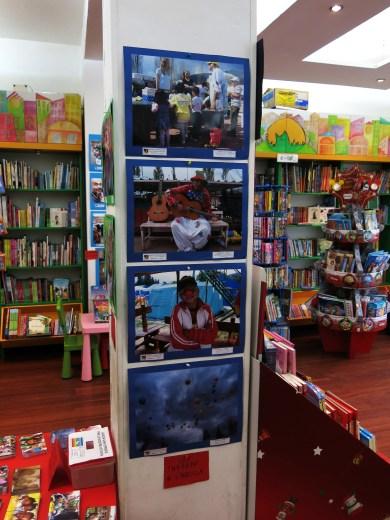 La mostra Hope & Joy alla libreria Centostorie