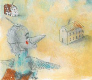 Illustrazione di Massimiliano di Lauro