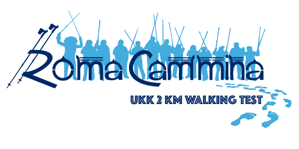 RomaCammina_UKK test
