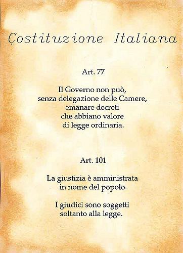 Roma Capitale: continua l'azione per promuovere la conoscenza della Costituzione. Nel 2019 eventi e iniziative