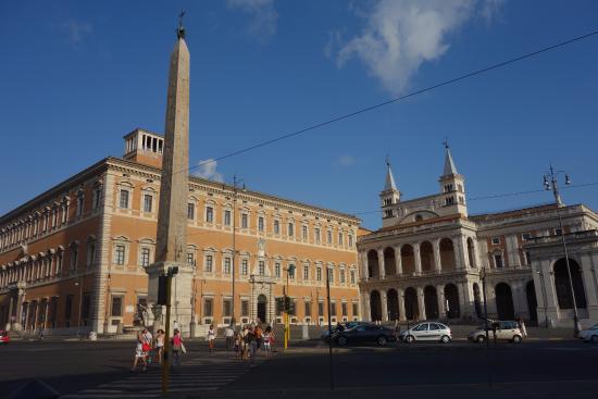 Roma: entro settembre parte riqualificazione San Giovanni