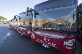 Campidoglio: via libera alla nuova rete di bus notturni