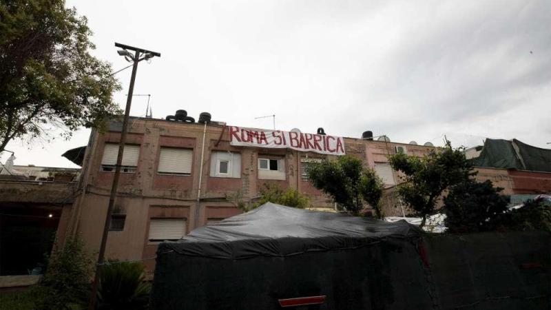 Roma occuata