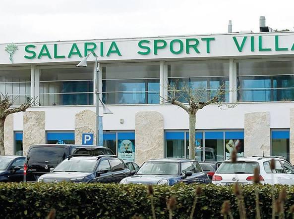 Salaria sporting Village