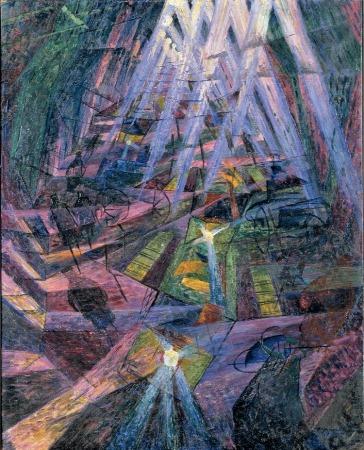 Un Museo dedicato ad Umberto Boccioni