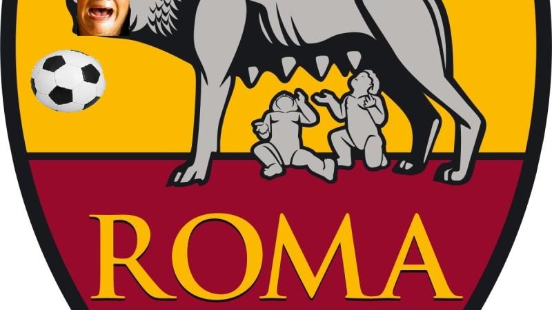 2AS Roma Logo 2017 paura