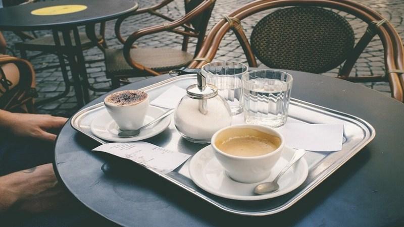 Caffè al bar