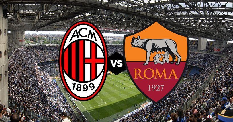 Milan – Roma probabili formazioni