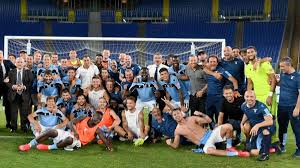 """Lazio – Cagliari 2-1. La Lazio vince e il sogno qualificazione """"Champions"""" si avvera."""