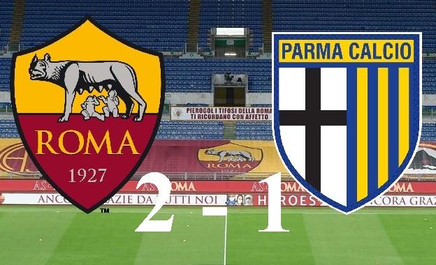 Roma 2 – 1 Parma. Fuochino…  fuochino…