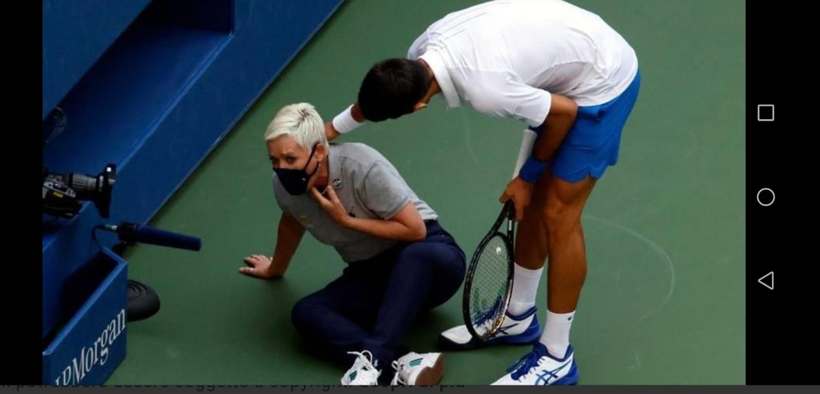 US Open: La Legge è uguale per tutti…nel TENNIS!