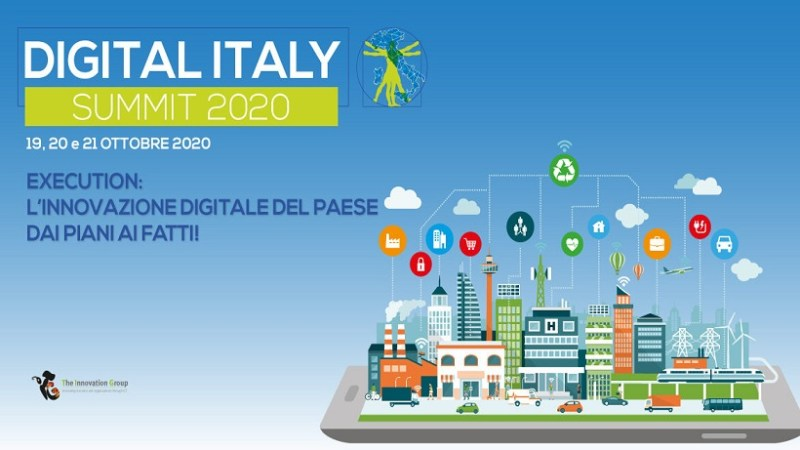 Digital Italy summit
