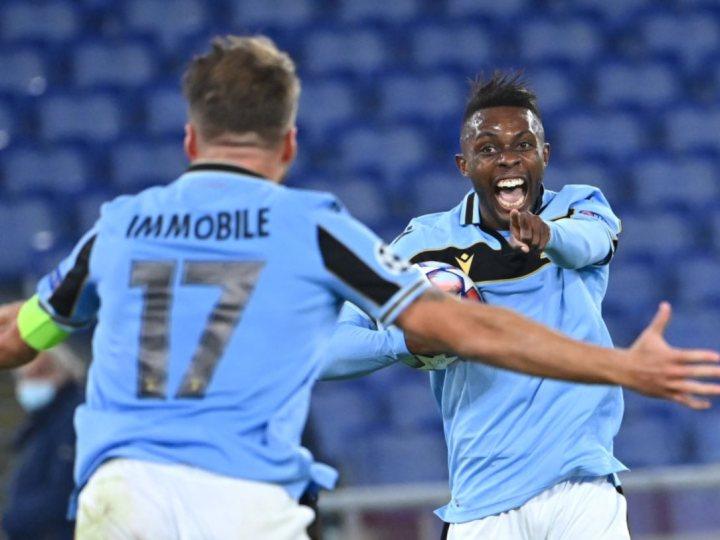 Lazio – B.Dortmund 3-1 – Vittoria importante per il ritorno in Champions League.