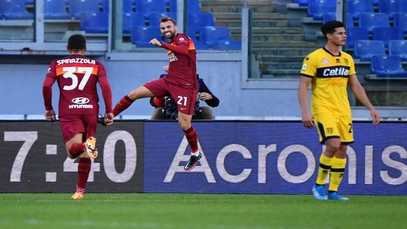 As Roma: tre punti importanti contro il Parma