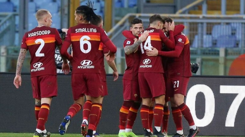 Serie A, Roma-Verona 3-1: terzo posto confermato