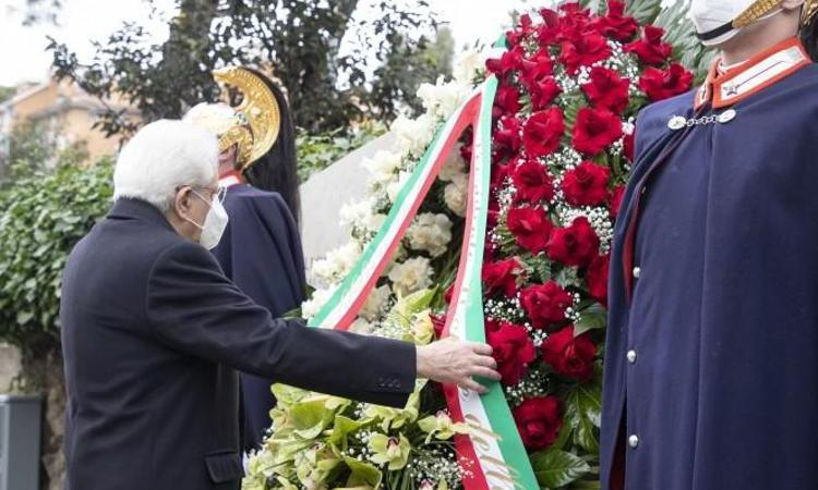 """Moro, Mattarella: """"16 marzo 1978, data incancellabile nella coscienza del popolo italiano"""""""
