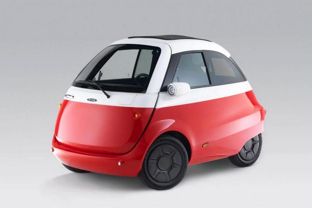 Motori: MICROCAR, DAL DOPOGUERRA AL …FUTURO!