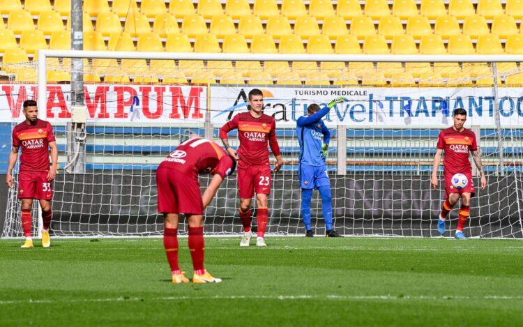 Parma 2-0 Roma: i giallorossi crollano al Tardini e perdono il 4° posto