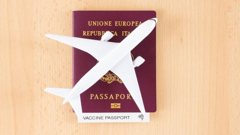 Green pass falsi e vaccini venduti in rete sul canale Telegram.