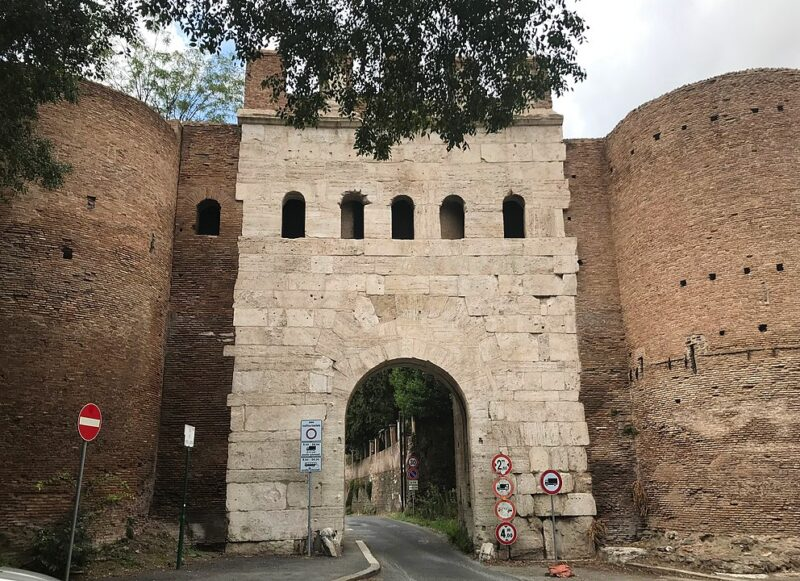 "Campidoglio, nasce l'ufficio di scopo ""Mura Aureliane"""