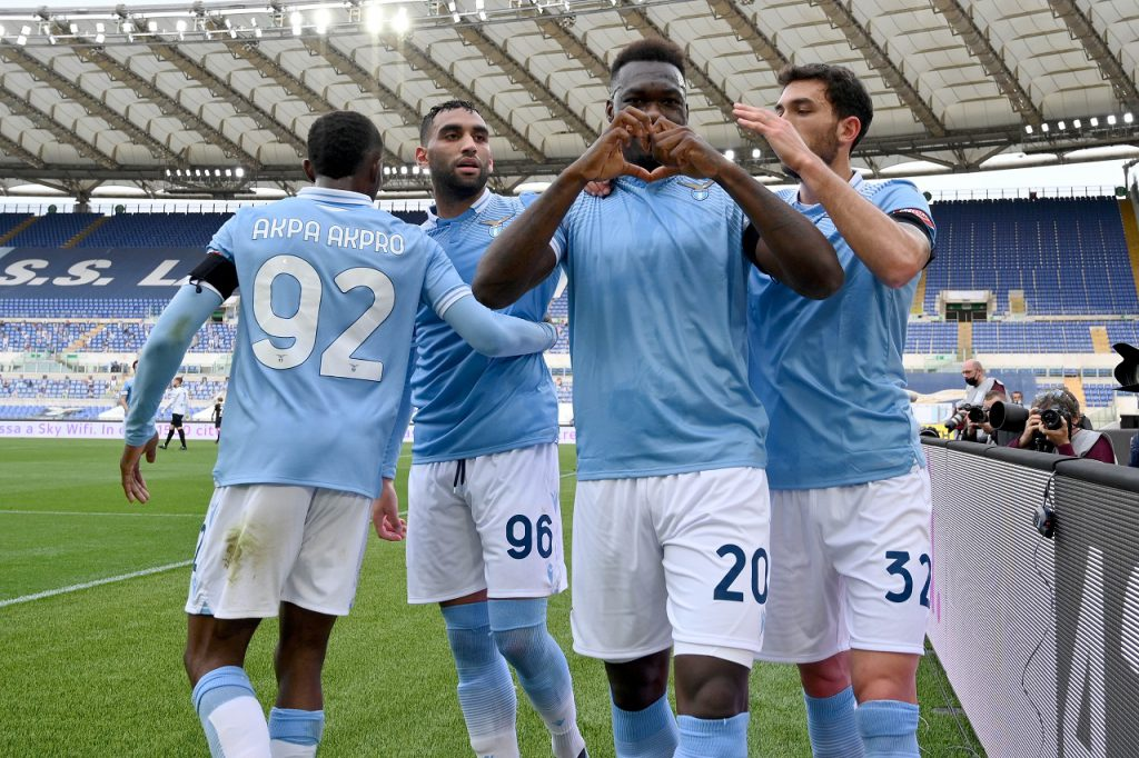 """Lazio – Spezia 2-1. I biancocelesti superano i liguri con la """"pantera"""" Caicedo."""