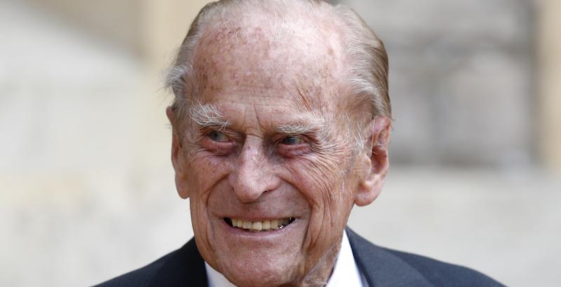 Addio al principe Filippo: una vita a fianco della regina Elisabetta