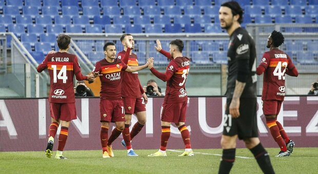 Roma 1-0 Bologna: Mayoral regala 3 punti pesanti ai capitolini