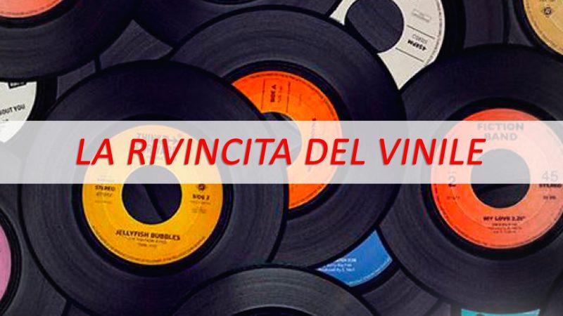 La rivincita del Vinile, dopo 30 anni le vendite superano quelle del CD