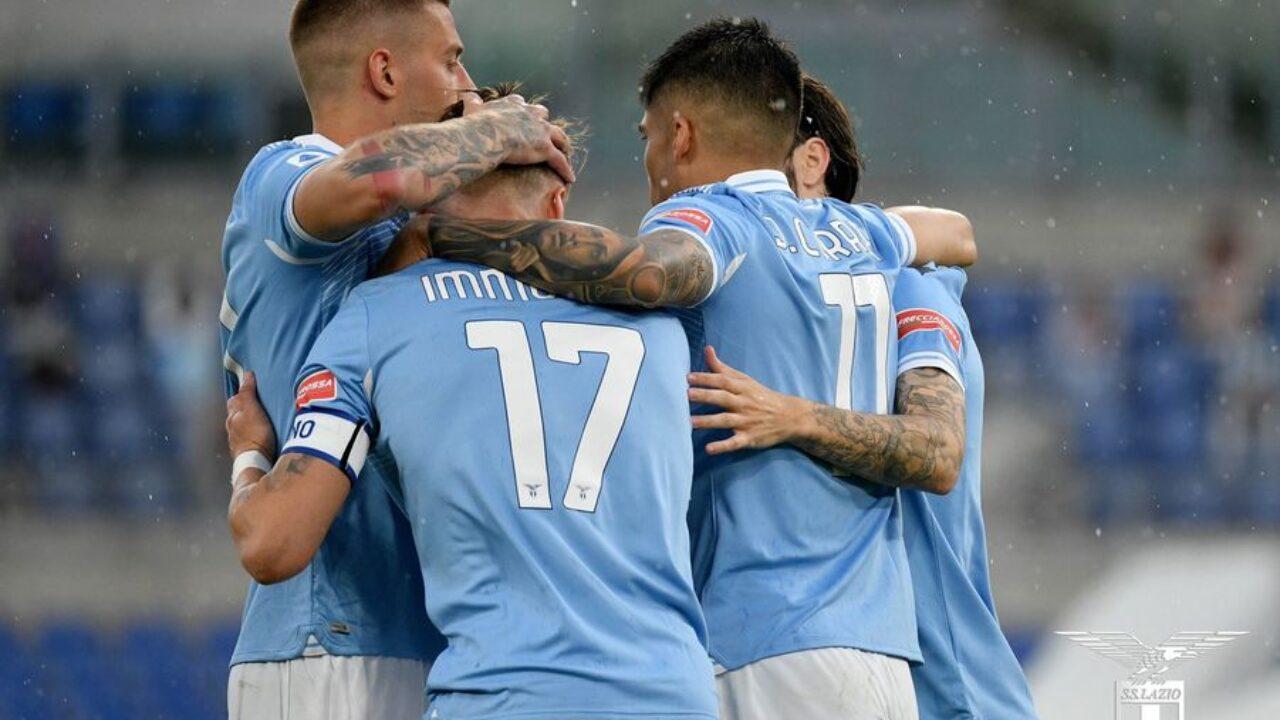 Lazio – Benevento 5-3. I Capitolini vincono con annessa sofferenza finale.