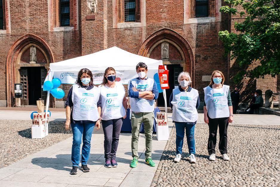Fondazione Umberto Veronesi: raccolti oltre 350mila euro a sostegno dell'oncologia pediatrica