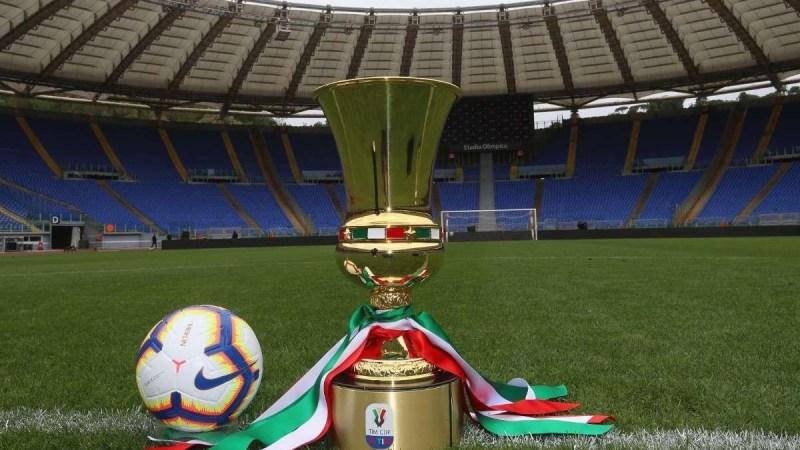 Calcio, nuova formula per la Coppa Italia