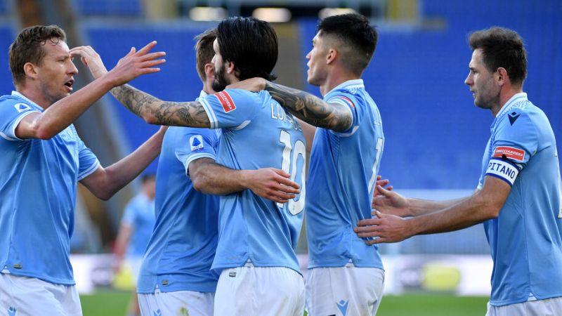 """Lazio – Genoa 4-3 – Una """"pazza"""" Lazio supera il Genoa. Nel finale i biancocelesti rischiano di essere ripresi."""
