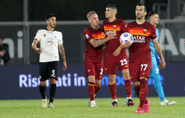 Spezia - Roma