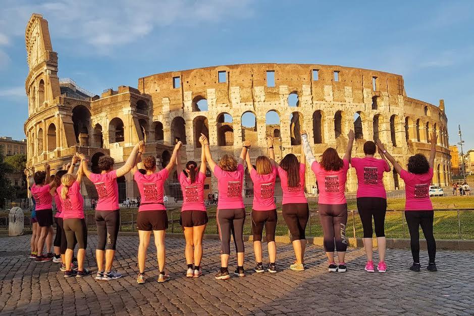 Pink Ambassador Team Roma 2021: correre per la ricerca e la prevenzione