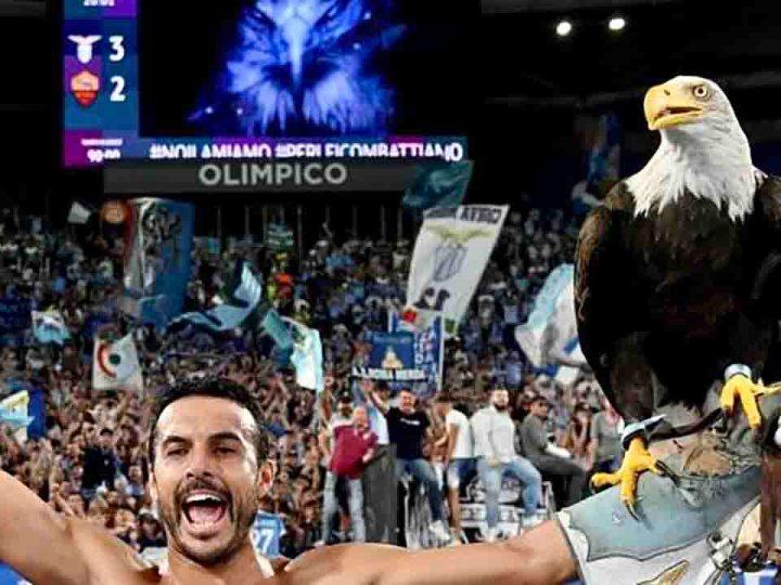 Lazio – Roma 3-2. Il Derby è della Lazio
